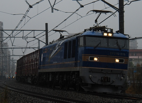 EF510-515@宮原'11.11.19
