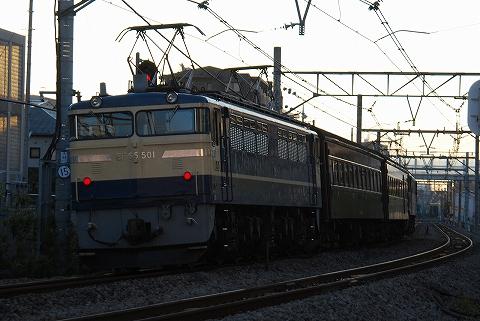 EF65-501@宮原'11.11.26