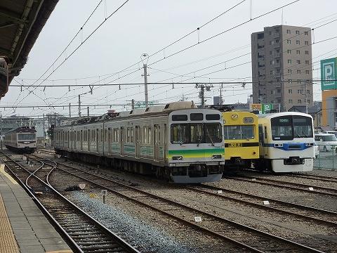 熊谷駅構内'11.11.27
