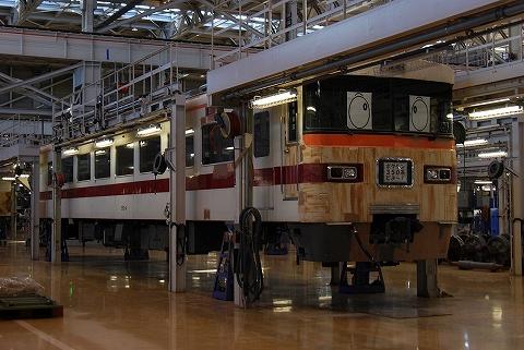 東武350系@東武ファンフェスタ'11.12.4