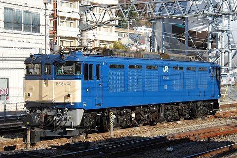 EF64-38@甲府'11.12.27