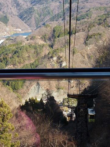 能泉湖@昇仙峡ロープウェイ'11.12.27
