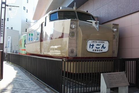 東武1720系@東武博物館'12.1.29