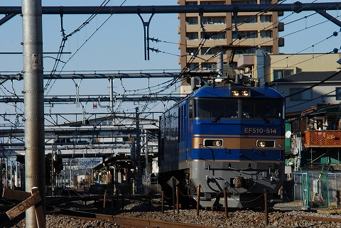 EF510-514@宮原'12.2.12