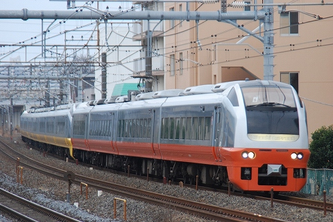 E653系@新松戸'12.3.4