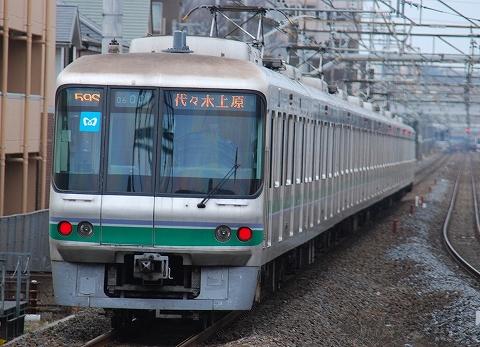 東京メトロ06系@新松戸'12.3.4