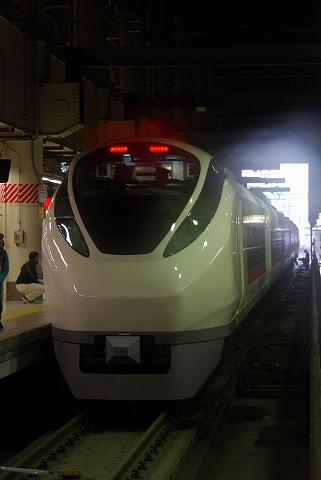 E657系@上野'12.3.17