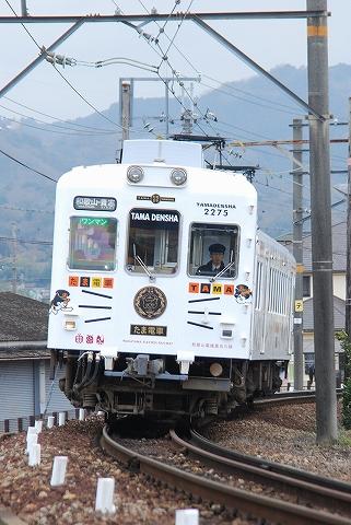 和歌山電鉄2270系@貴志'12.3.10