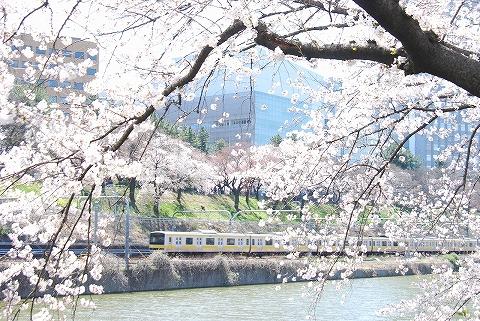 E231系@飯田橋'12.4.7