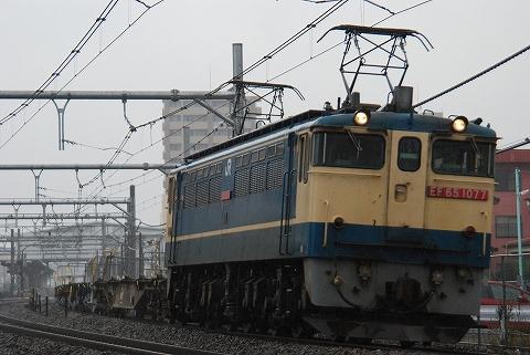 EF65-1077@宮原'12.4.14