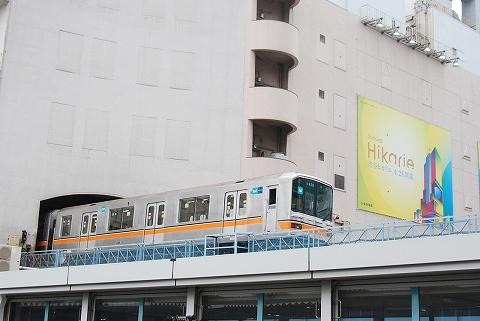 東京メトロ01系@渋谷'12.4.21