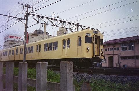 東武3000系@岩槻'85.5