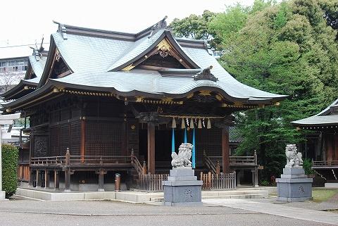 赤羽八幡神社'12.4.28