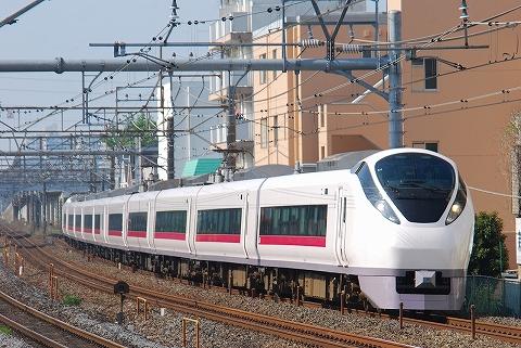 E657系@新松戸'12.4.29-2