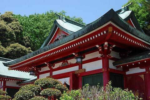 足利織姫神社'12.5.5