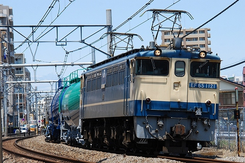 EF65-1121@宮原'12.5.12