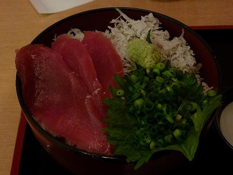 駿河湾丼'12.5.20