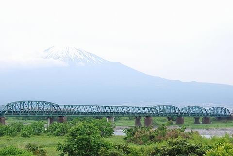 富士山@富士川'12.5.20