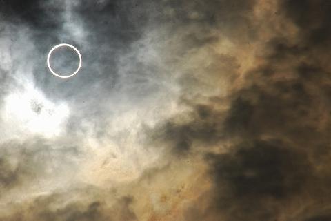 金環日食'12.5.21