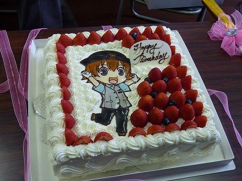 みなみバースデーケーキ1