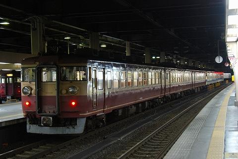 457系&金沢'12.6.8