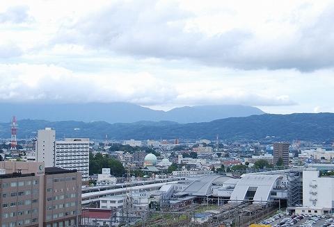 小田原城からの眺め'12.7.15