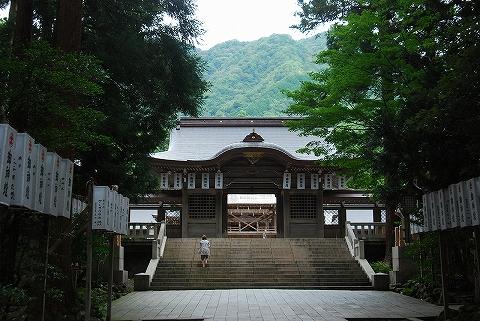 弥彦神社'12.7.21