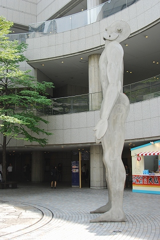 中庭@東京オペラシティ'12.8.10