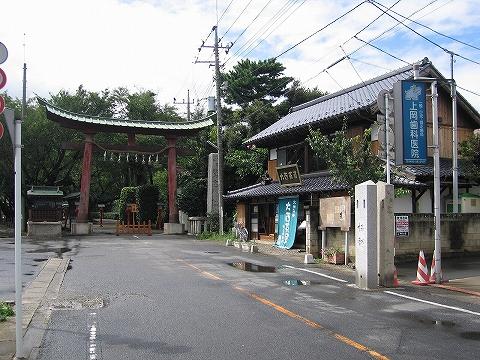 鷲宮神社'07.9.12