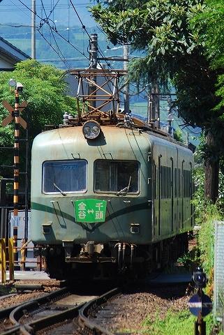 大井川21001系@新金谷'12.8.25