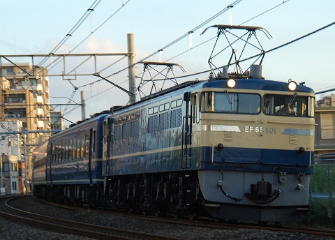 EF65-501@宮原'12.9.1