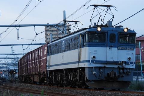 EF65-2036@宮原'12.9.9