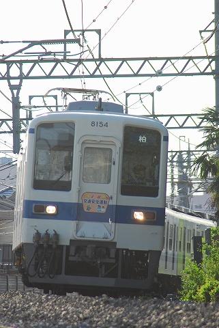 東武8000系@東岩槻'12.9.29‐2