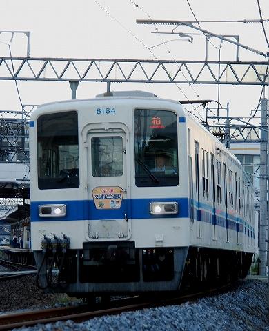 東武8000系@東岩槻'12.9.29‐3