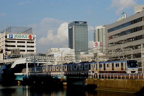 相鉄8000系@横浜'12.10.6