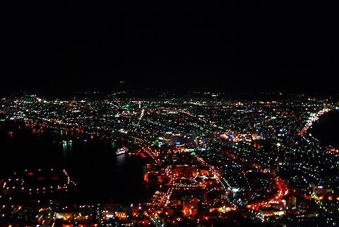 夜景@函館山'12.9.22