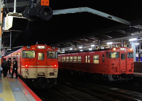 キハ40系@鳥取'12.11.26