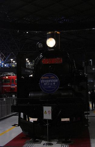 C57135@鉄道博物館'12.12.23