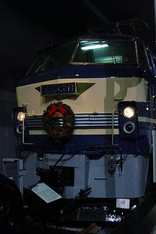 EF66-11@鉄道博物館'12.12.23