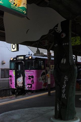 キハ40系@米子'12.11.26