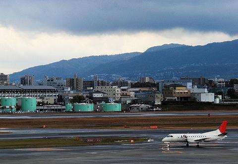 JACサーブ340B@大阪国際空港'12.11.26