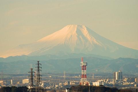 富士山'13.1.1
