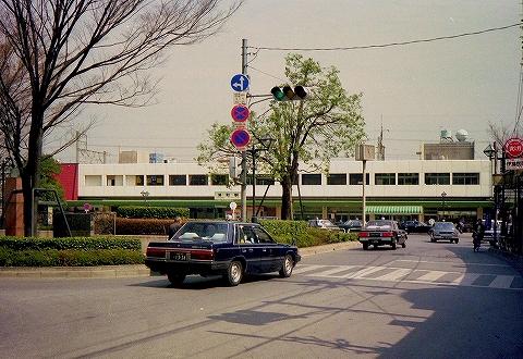 浦和駅舎'90.3