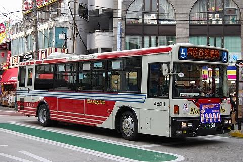 関東バス@野方'07.12.25