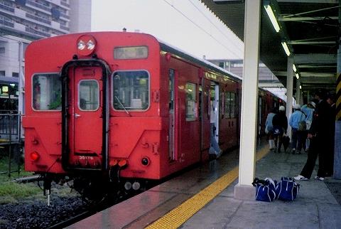 キハ35-176@川越'85.9