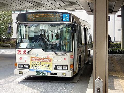東武バス@川越駅東口'13.3.3