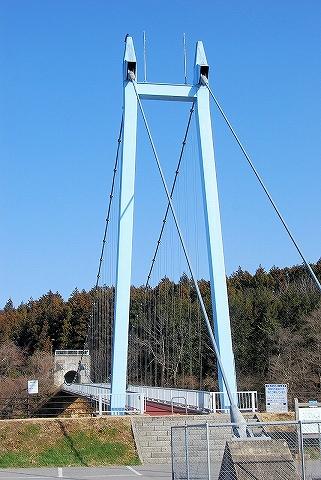 大金吊り橋'13.3.11