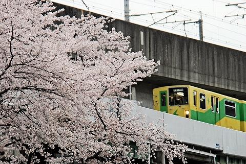 埼玉新都市交通1000系@鉄道博物館'13.3.30