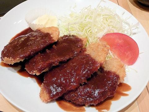 味噌かつ定食@名古屋'13.4.5