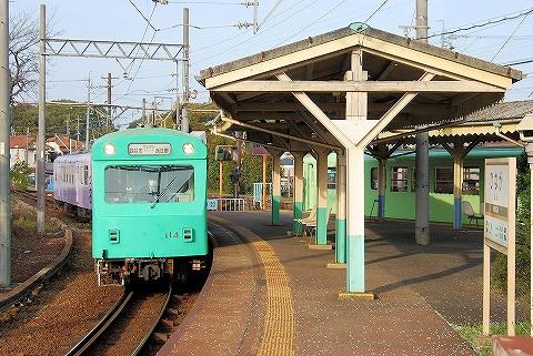 近鉄260系@日永'13.4.5